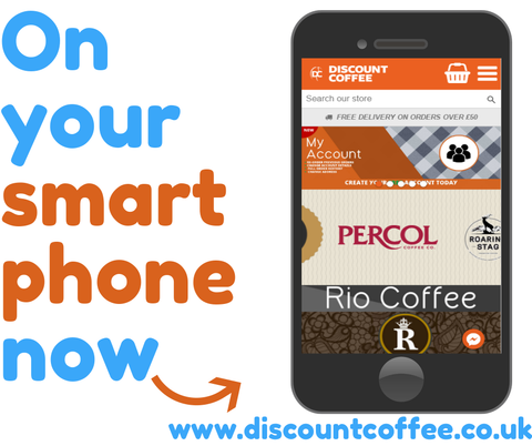 discount coffee phone