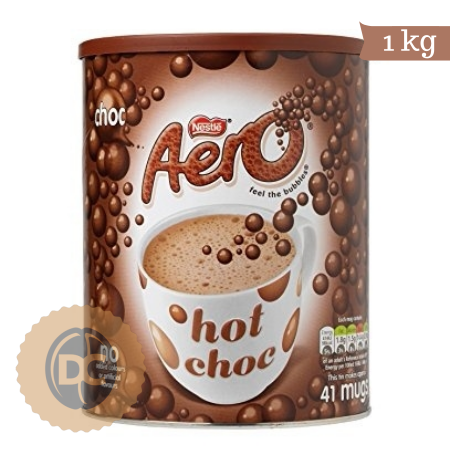 Nestle Aero Hot Drinking Chocolate (1kg) - DiscountCoffee