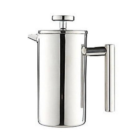 3 Cup Cafetiere - Stainless Steel