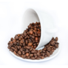Rio Decaffeinated Coffee Beans in cup