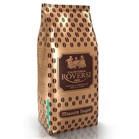 Cafeteria Roversi Regal Coffee Beans (1kg) -90% Arabica | Discount Coffee