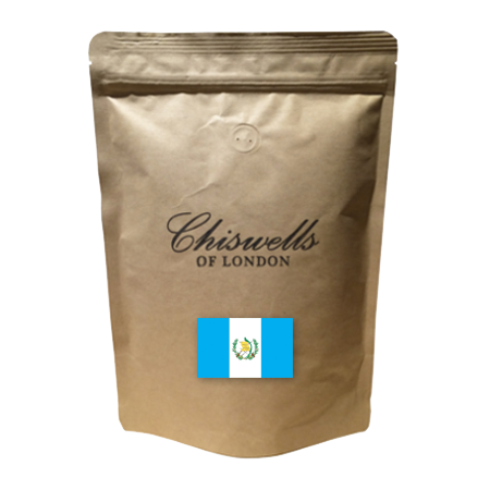 Guatemalan Finca Culpan Ground Coffee (250g)-Chiswell's of London - DiscountCoffee