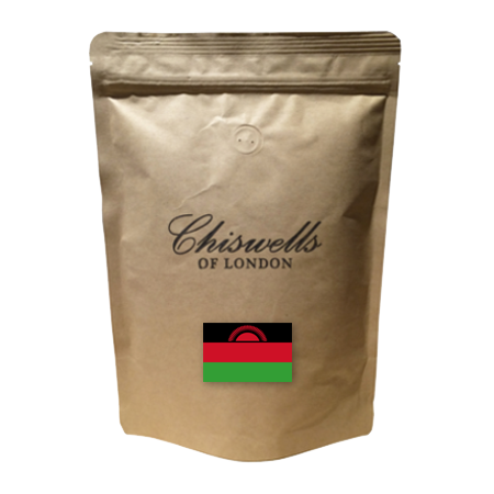 Malawi AAA Mzuzu Ground Coffee From Chiswell's of London (1kg)