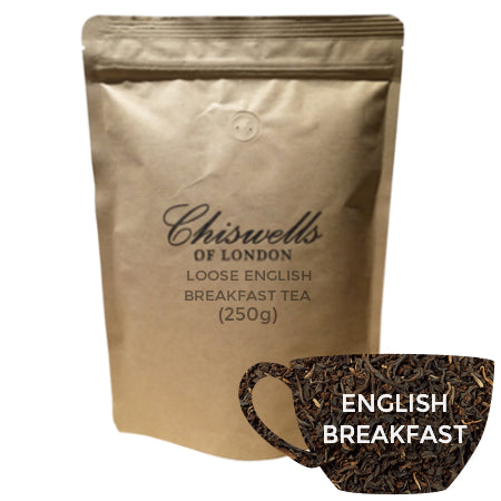 Chiswell's English Breakfast Loose Tea (250g)