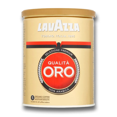 Lavazza Qualita Oro Ground Coffee (250g)
