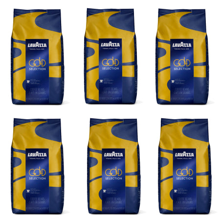 Lavazza Gold Selection 6 x 1kg | Discount Coffee