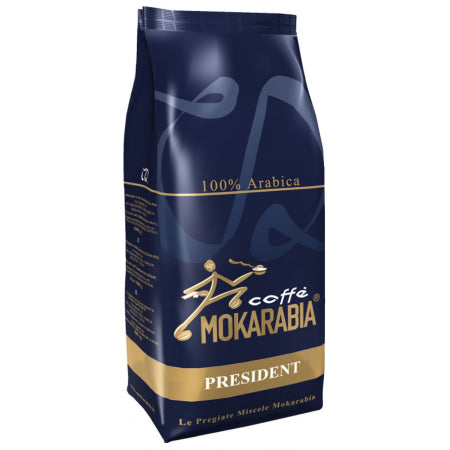Mokarabia President Coffee Beans (1kg) 100% Arabica | Discount Coffee