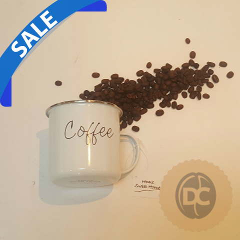 Enamel Coffee Mug - Sale - DiscountCoffee