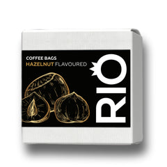 Rio Hazelnut Flavoured Coffee Bags (10) Image