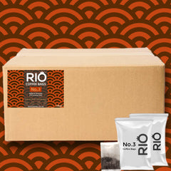 Rio No.3 Blend Coffee Bags - Bulk Buy (150) Image