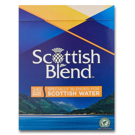 Scottish Blend Tea Bags Pack of 240 | Discount Coffee