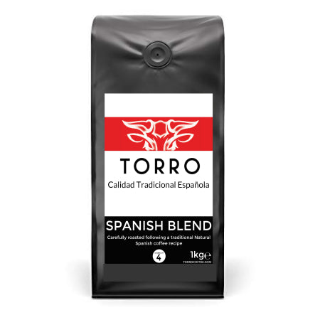 Torro Espresso Spanish Coffee Beans (1kg) | Discount Coffee