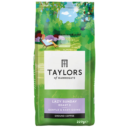 Taylors Lazy Sunday Coffee (227g) | Discount Coffee