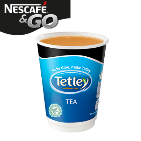 Nescafe And Go Tetley Tea Pack (8)
