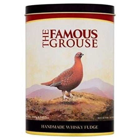The Famous Grouse Whisky Fudge Tin (300g)