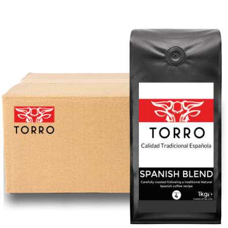 Torro Espresso Spanish Coffee Beans (6kg) | Discount Coffee