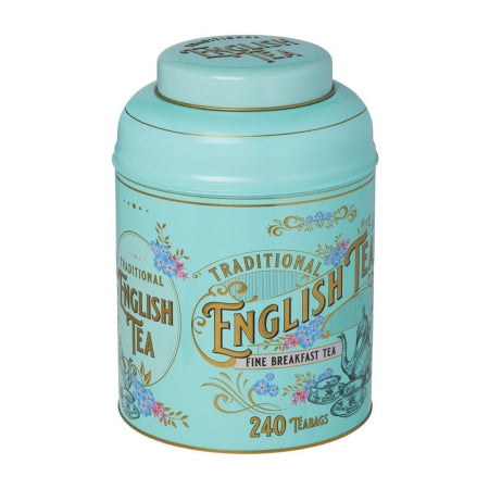 English Breakfast Tea Tin (240 Teabags)