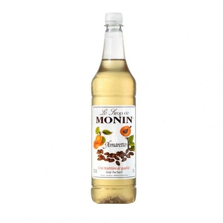 Monin Amaretto Flavouring Syrup (1 Litre)