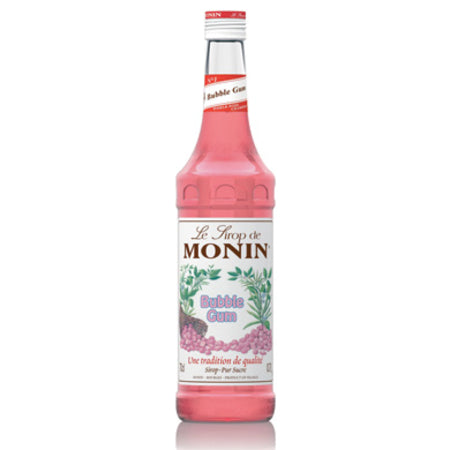 Monin Bubblegum Flavouring Syrup (700ml)