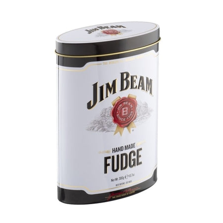 Jim Beam's Whiskey Fudge Tin (300g)