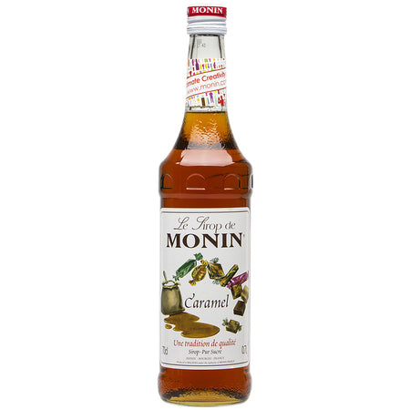 Monin Caramel Flavouring Syrup (700ml)