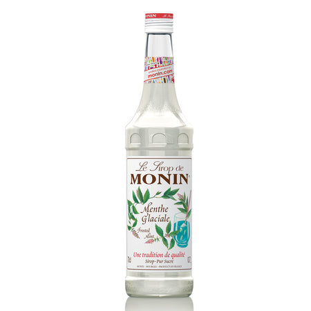 Monin Frosted Mint Flavouring Syrup (700ml)