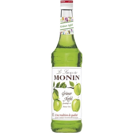 Monin Green Apple Flavouring Syrup (700ml)