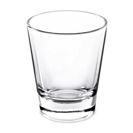 Espresso Shot Glasses (4 pack) - DiscountCoffee