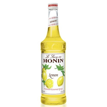 Monin Lemon Flavouring Syrup (700ml)