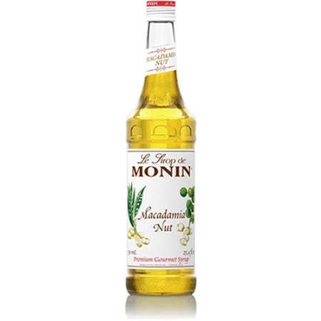Monin Macadamia Nut Flavouring Syrup (700ml)