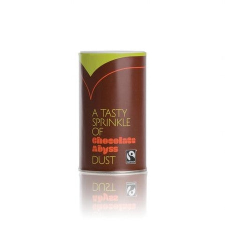 Abyss Chocolate Dust Shaker Fairtrade (250g) - DiscountCoffee