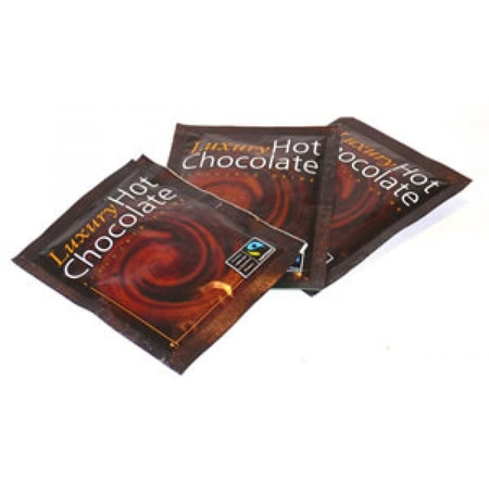 Fairtrade Hot Chocolate Sachets (100)