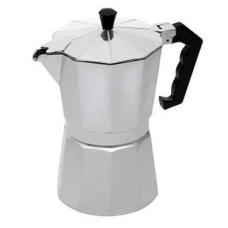 Stovetop Coffee Maker 6 Cup