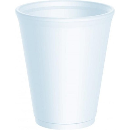 10 oz Polystyrene Cups (1000 cups)