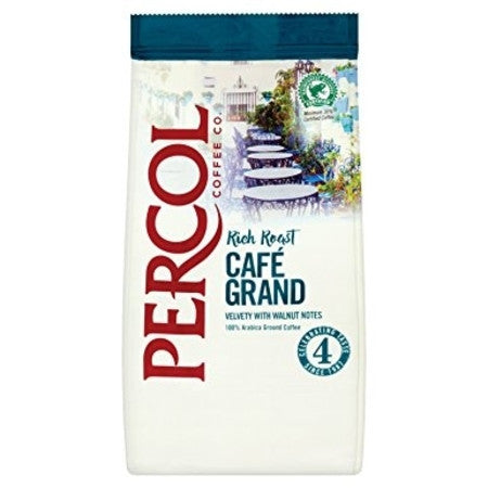 Percol - Cafe Grand Ground Coffee (200g)