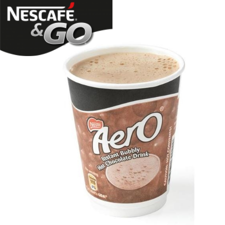 Nescafe Go Aero Hot Chocolate Pack (8)