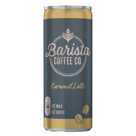 Barista Coffee Co. Caramel Latte Iced Coffee 250ml | Discount Coffee