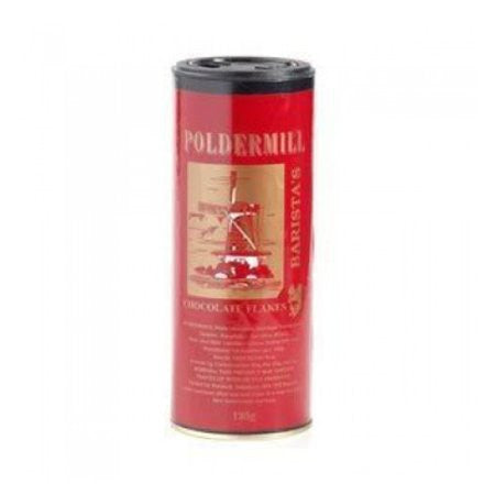Chocolate Flakes Shaker/Sprinkler (125g) - DiscountCoffee