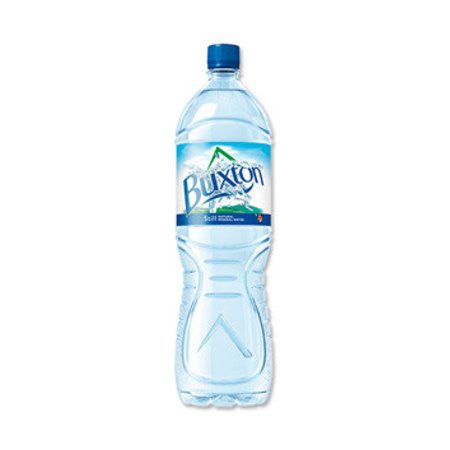 Buxton Water 1.5L Plastic Bottle (6x1.5l)