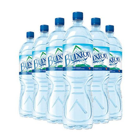 Buxton Water 50cl Plastic Bottle (24x50CL)