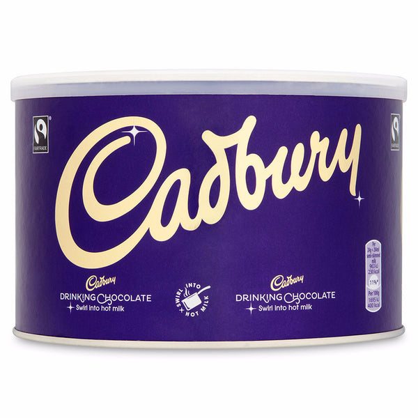 Cadbury's Hot Chocolate (1kg) - DiscountCoffee
