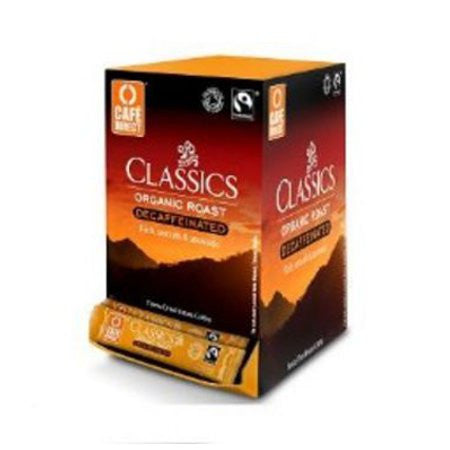 Cafedirect Fairtrade Decaf Coffee Sticks