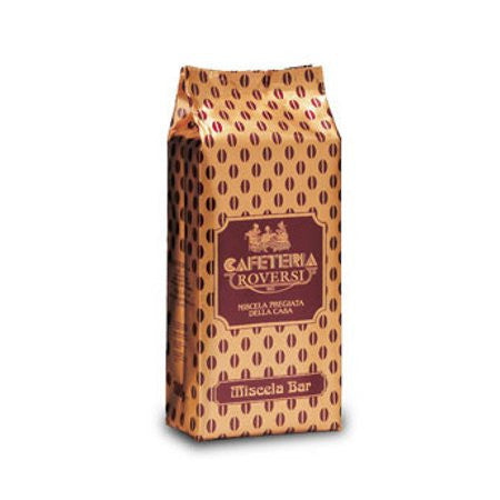 Cafeteria Roversi Miscela Bar Italian Coffee Beans (1kg) - DiscountCoffee