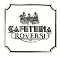 Cafeteria Roversi Miscela Bar Italian Coffee Beans (1kg)