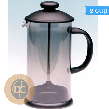Two Cup Cafetiere - DiscountCoffee