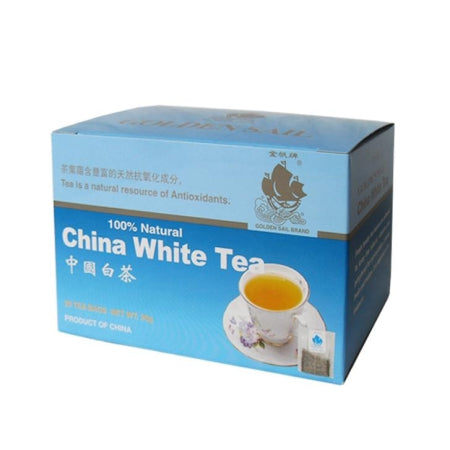 China White Tea (20 Bags)