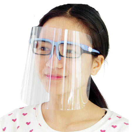 Pro Face Shield - Clear Vision - Direct Splash Protection Visor | Discount Coffee