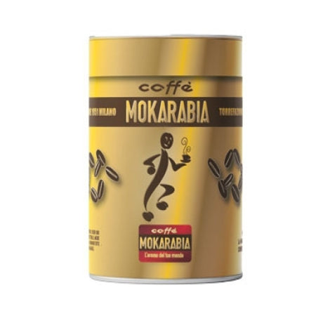Mokarabia 100% Arabica Ground Coffee Tin (250g)