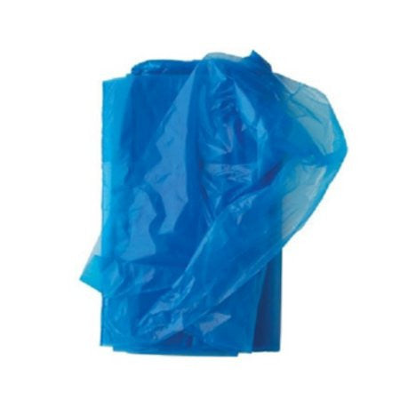 Coloured Bin Bags - Blue (200) - DiscountCoffee