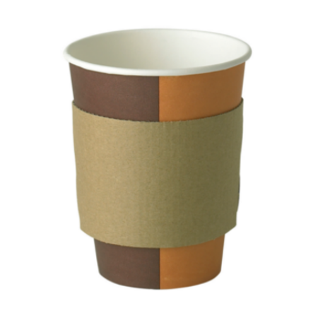 Coffee Cup Sleeves /Clutch /Holders 12/16oz (100)